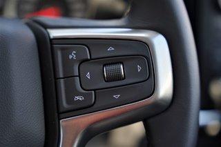 2020 Chevrolet Silverado T1 MY21 Satin Steel Grey 10 Speed Automatic Utility
