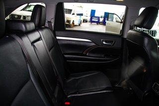 2019 Toyota Kluger GSU50R Black Edition 2WD Crystal Pearl 8 Speed Sports Automatic Wagon