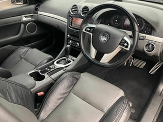 2011 Holden Ute VE II MY12 SS V Black 6 Speed Sports Automatic Utility