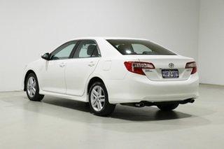 2013 Toyota Camry ASV50R Atara R White 6 Speed Automatic Sedan