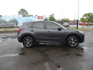 2015 Mazda CX-5 KE1072 Maxx SKYACTIV-Drive Grey 6 Speed Sports Automatic Wagon