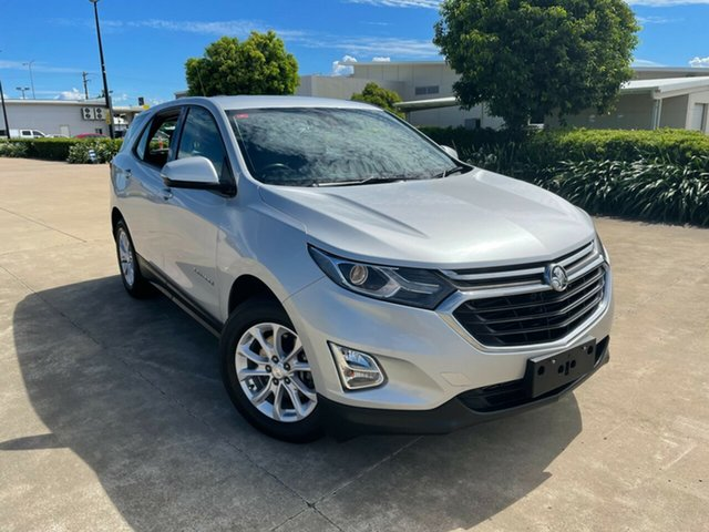 Used Holden Equinox EQ MY18 LS+ FWD Townsville, 2018 Holden Equinox EQ MY18 LS+ FWD Silver 6 Speed Sports Automatic Wagon
