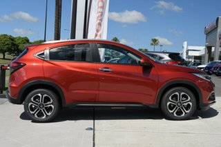 2020 Honda HR-V MY21 VTi-LX Passion Red 1 Speed Constant Variable Hatchback
