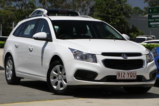 2015 Holden Cruze JH Series II MY16 CD Sportwagon White 6 Speed Sports Automatic Wagon.