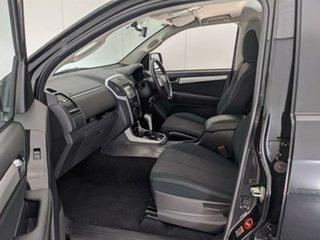 2018 Isuzu MU-X MY17 LS-M Rev-Tronic 4x2 Black 6 Speed Sports Automatic Wagon