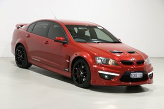 2010 Holden Special Vehicles ClubSport E3 R8 Red 6 Speed Manual Sedan