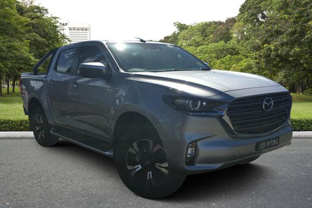 Demo Mazda BT-50 TFS40J XTR Paradise, 2020 Mazda BT-50 TFS40J XTR Ingot Silver 6 Speed Sports Automatic Utility