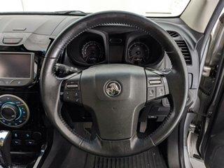 2015 Holden Colorado 7 RG MY15 LTZ Silver 6 Speed Sports Automatic Wagon