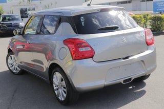 2019 Suzuki Swift AZ GL Navigator Premium Silver 1 Speed Constant Variable Hatchback.