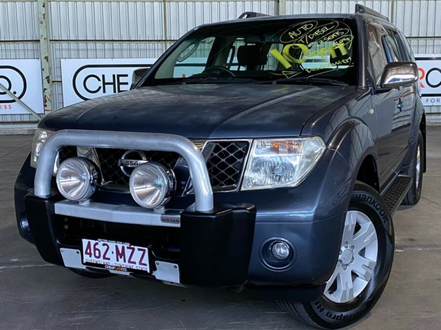 Used Nissan Pathfinder R51 ST-L Rocklea, 2006 Nissan Pathfinder R51 ST-L Blue 5 Speed Sports Automatic Wagon