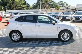 2020 Suzuki Baleno EW Series II GL White 4 Speed Automatic Hatchback