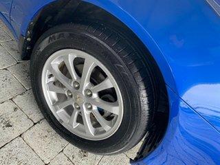 2011 Mitsubishi Lancer SX Blue Constant Variable Hatchback