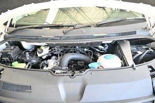 2017 Volkswagen Transporter T6 MY18 TDI400 LWB DSG White 7 Speed Sports Automatic Dual Clutch Van