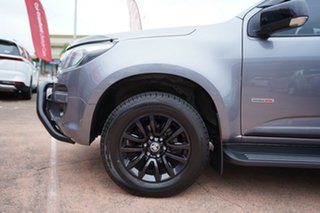 2016 Holden Colorado RG MY17 Z71 (4x4) Grey 6 Speed Automatic Crew Cab Pickup.