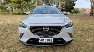 2016 Mazda CX-3 DK2W7A Maxx SKYACTIV-Drive Grey 6 Speed Sports Automatic Wagon.