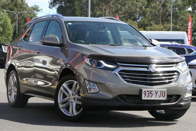 Used Holden Equinox EQ MY18 LTZ FWD Aspley, 2018 Holden Equinox EQ MY18 LTZ FWD Silver 9 Speed Sports Automatic Wagon