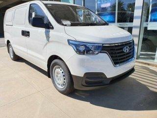 2021 Hyundai iLOAD Creamy White Automatic Van.