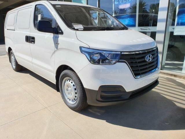 New Hyundai iLOAD Wangaratta, 2021 Hyundai iLOAD Creamy White Automatic Van