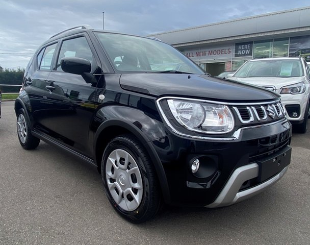 Demo Suzuki Ignis MF Series II GL Cardiff, 2020 Suzuki Ignis MF Series II GL Black 1 Speed Constant Variable Hatchback