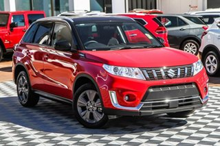 2020 Suzuki Vitara LY Series II 2WD Red 6 Speed Sports Automatic Wagon.