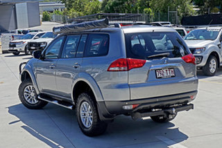 2014 Mitsubishi Challenger PC (KH) MY14 LS Grey 5 Speed Sports Automatic Wagon.
