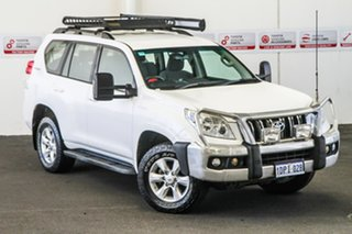 2011 Toyota Landcruiser Prado KDJ150R GXL (4x4) 5 Speed Sequential Auto Wagon.