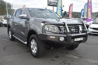 2018 Nissan Navara D23 S3 ST Grey 7 Speed Sports Automatic Utility.