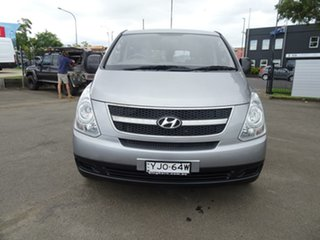 2011 Hyundai iLOAD TQ-V MY11 Grey 5 Speed Manual Van