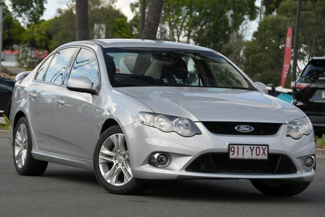 Used Ford Falcon FG XR6 North Lakes, 2009 Ford Falcon FG XR6 Silver 5 Speed Sports Automatic Sedan
