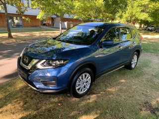 2020 Nissan X-Trail T32 Series III MY20 ST X-tronic 2WD Marina Blue 7 Speed Constant Variable Wagon.