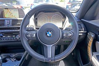 2016 BMW 1 Series F20 LCI 120i Steptronic Sport Line Black 8 Speed Sports Automatic Hatchback