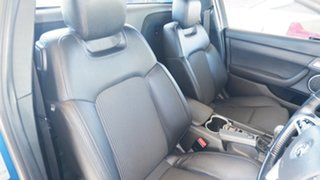 2012 Holden Ute VE II SV6 Thunder Green 6 Speed Manual Utility