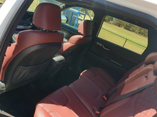 2020 Hyundai Palisade LX2.V1 MY21 Highlander AWD White Cream 8 Speed Sports Automatic Wagon