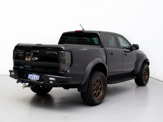 2019 Ford Ranger PX MkIII MY19.75 Raptor 2.0 (4x4) Black 10 Speed Automatic Double Cab Pick Up