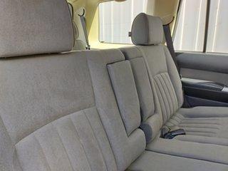 2012 Nissan Patrol Y61 GU 6 SII MY13 ST 5 Speed Manual Cab Chassis