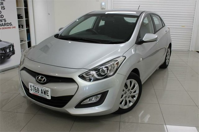Used Hyundai i30 GD Active , 2013 Hyundai i30 GD Active 6 Speed Sports Automatic Hatchback