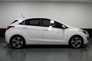 2012 Hyundai i30 GD Premium Cream 6 Speed Sports Automatic Hatchback