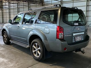 2009 Nissan Pathfinder R51 MY08 ST-L Grey 5 Speed Sports Automatic Wagon