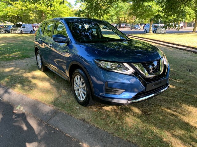 Used Nissan X-Trail T32 Series III MY20 ST X-tronic 2WD Launceston, 2020 Nissan X-Trail T32 Series III MY20 ST X-tronic 2WD Marina Blue 7 Speed Constant Variable Wagon