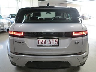 2020 Land Rover Range Rover Evoque L551 MY20.5 D180 SE Seoul Pearl Silver 9 Speed Sports Automatic