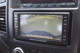 2008 Mitsubishi Pajero NT MY09 VR-X Gold 5 Speed Sports Automatic Wagon.