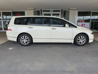 2007 Honda Odyssey 3rd Gen MY07 Luxury White 5 Speed Sports Automatic Wagon