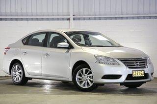2016 Nissan Pulsar B17 Series 2 ST Silver 1 Speed Constant Variable Sedan.