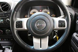 2016 Jeep Compass MK MY16 Sport (4x2) White 6 Speed Automatic Wagon