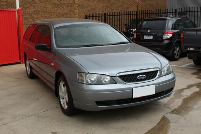 Used Ford Falcon BA MkII XT Hoppers Crossing, 2005 Ford Falcon BA MkII XT Silver 4 Speed Auto Seq Sportshift Wagon
