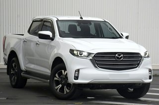 2020 Mazda BT-50 TFS40J XTR Ice White 6 Speed Manual Utility.
