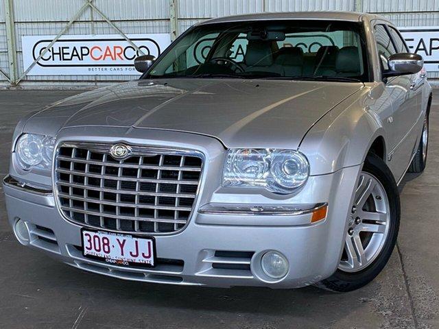 Used Chrysler 300C MY2006 Rocklea, 2006 Chrysler 300C MY2006 Silver 5 Speed Sports Automatic Sedan