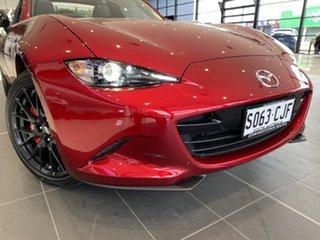 2021 Mazda MX-5 Targa.