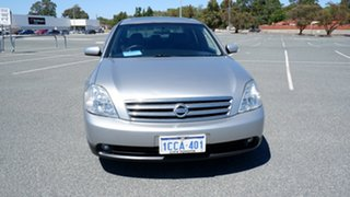 2005 Nissan Maxima J31 MY05 TI Silver 4 Speed Automatic Sedan