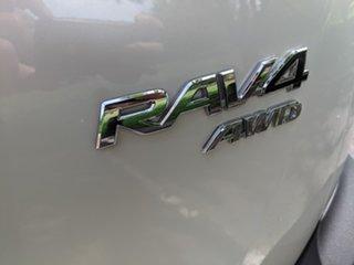 2014 Toyota RAV4 ALA49R MY14 GXL AWD White 6 Speed Sports Automatic Wagon